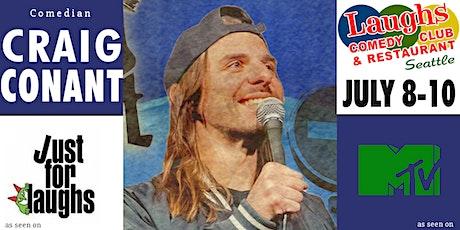 Comedian Craig Conant tickets