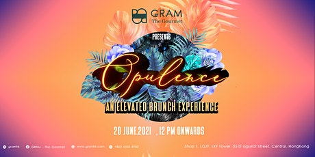 Opulence - An elevated Brunch Experience tickets
