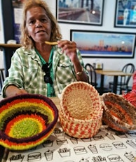 Nyoongar Weaving with Sandra Egan tickets