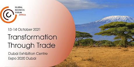Global Business Forum Africa 2021 tickets