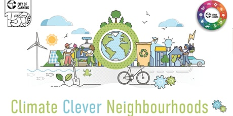 Climate Clever Neighbourhoods - Information Session tickets