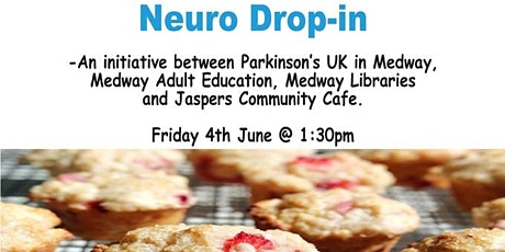 Online Parkinson's Cafe & Neuro Drop-in with a Bake Off & Guest Speakeer tickets