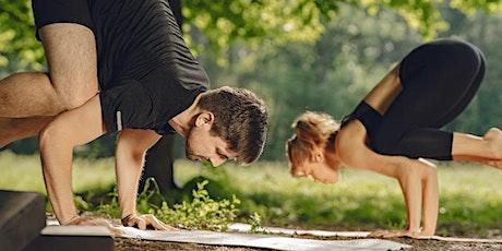 Vinyasa Yoga Flow | Yoga in the park tickets