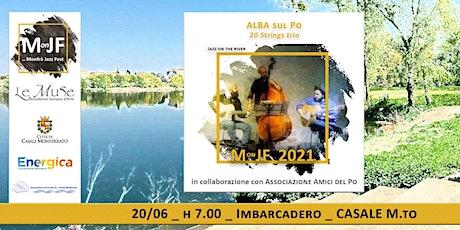 MonJF_ 2021  Concerto all'alba  sul Po biglietti