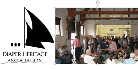 "Diaper Heritage Association  ""Tea & Sea"" tickets"
