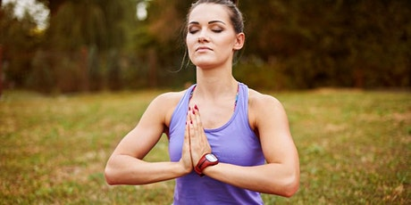 Yoga for wellness | Yoga in the park tickets