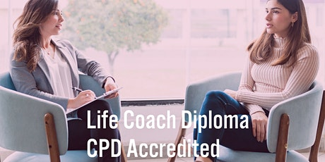 Free Mini  Life Coach Training Course - CPD Accredited tickets