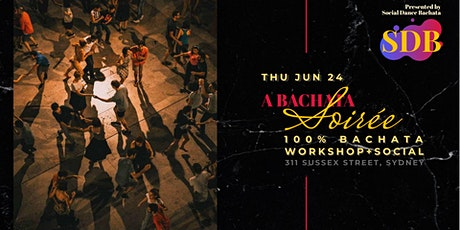 A Bachata Soirée - 26 August 2021 tickets
