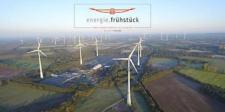 12.# energie.frühstück - Erzeugung und Anwendung von Wasserstoff tickets
