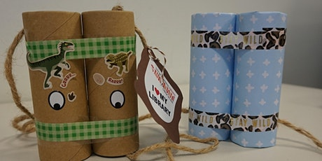 School Holiday Craft Session: Make your own Binoculars tickets