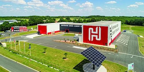 Hoffmann Green Cement Technologies « Discovery » Days billets