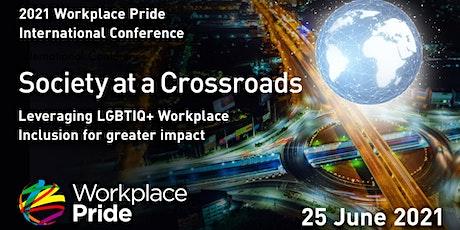 Workplace Pride 2021 International LGBTIQ+ Conference in Amsterdam tickets