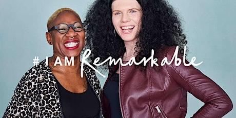 #IamRemarkable Online Workshop (English) billets