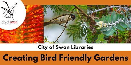 Nature Know-How: Creating Bird Friendly Gardens (Guildford) tickets