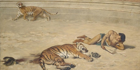 'Tigers and a global history of Victorian Art' tickets