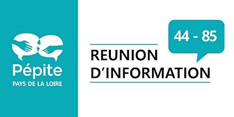 Réunion d'information (44-85) billets