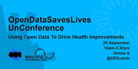 OpenDataSavesLives - The Unconference tickets