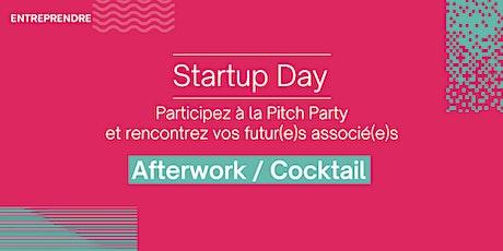 Afterwork - Pitch Party / Dream Team billets