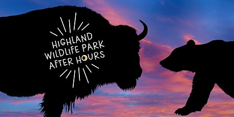 Highland Wildlife Park After Hours tickets
