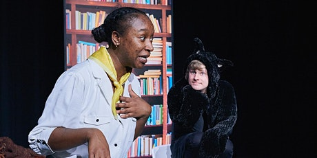 HALF-MOON THEATRE  - THE CAT-ASTROPHIC ADVENTURES OF DOLLOP  AND CRINKLE! tickets