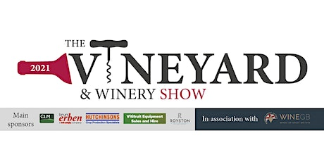The Vineyard and Winery Show tickets