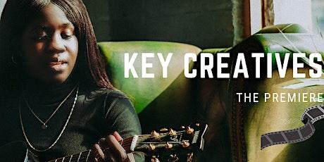Key Creatives: Edinburgh  'The Premiere' tickets