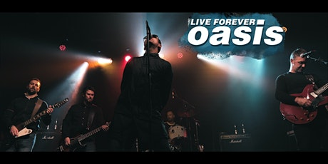Live Forever Oasis Tribute @The Button Factory tickets