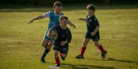 Ross Sutherland Rugby Summer Camp, (P1-3) 1-2nd July tickets