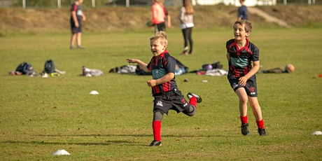 Ross Sutherland Rugby Summer Camp, (P1-3) 4-5th August tickets