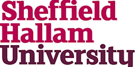 University Talk: Sheffield Hallam University tickets