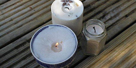 Poured Candles Workshop (afternoon) tickets