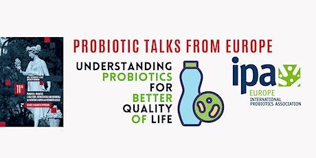 IPA Europe Webinar: Healthy ageing and Probiotics biglietti