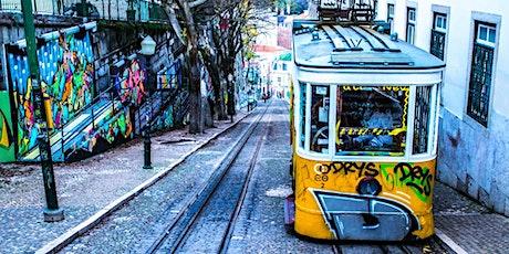 Discover Lisbon's Stunning Street Art tickets