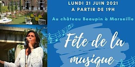 Fête de la musique à Marseille billets