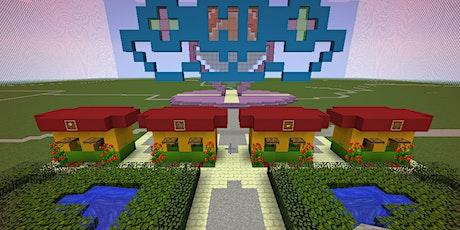 Minecraft: Gemeinsam einen Freizeitpark bauen Tickets