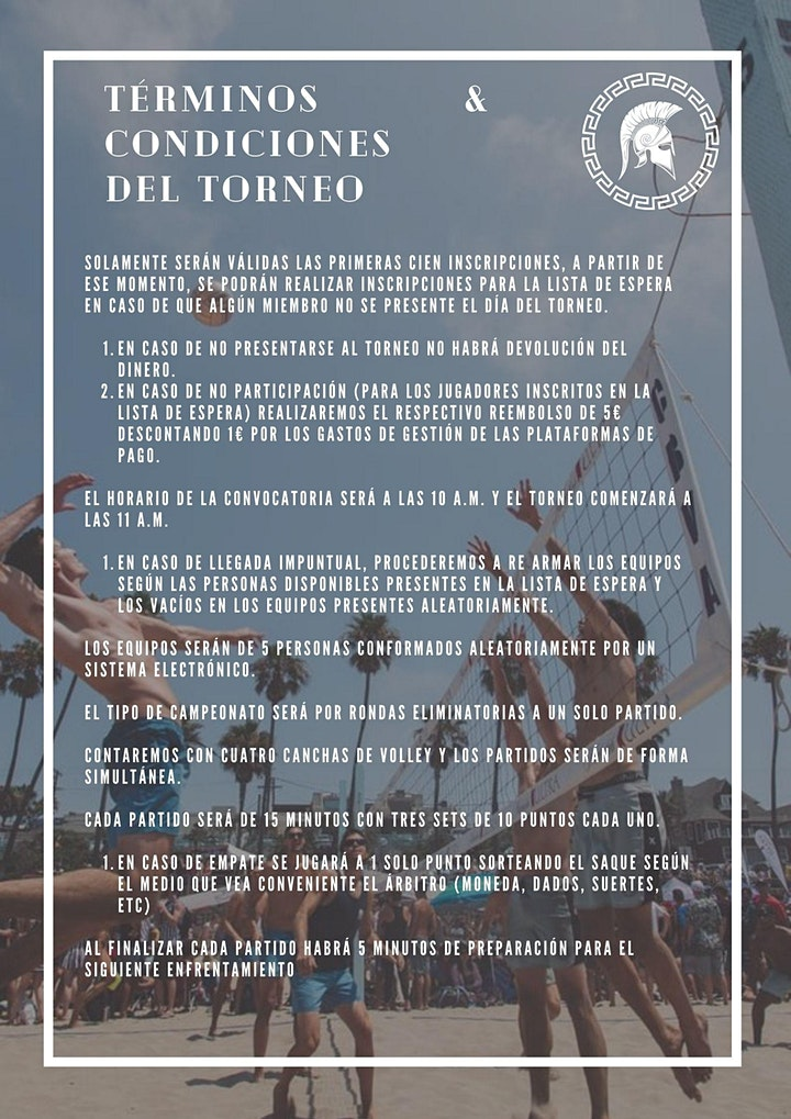 Torneo ONEMORE Volleyball image