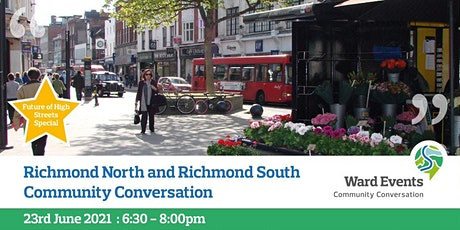 Richmond North and South Richmond Virtual Community Conversation tickets