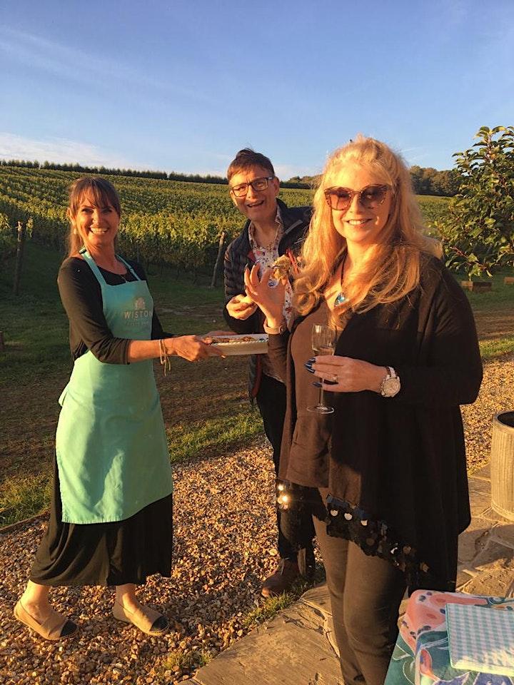 Wiston Estate Wine and Dine image