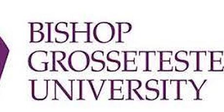 University Talk: Bishop Grosseteste University tickets