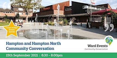 Hampton and Hampton North Virtual Community Conversation tickets