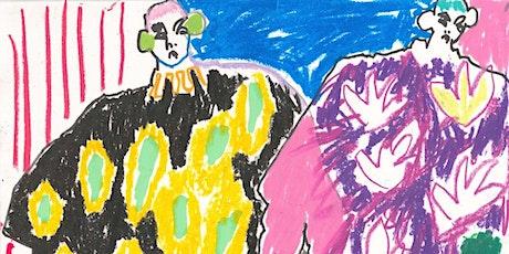 Fashion Illustration Masterclass x Chelsea Kaya tickets