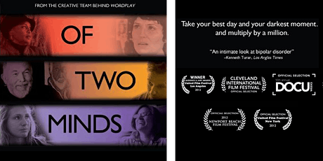 Movie Screening - BIPOLAR: Of Two Minds Tickets