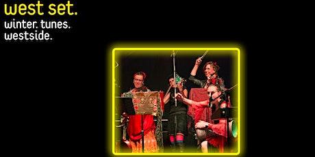 West Set Festival presents Footscray Gypsies at Hotel Westwood tickets