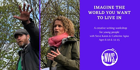 Imagine The World You Want To Live In: A Writing Workshop for Young People tickets