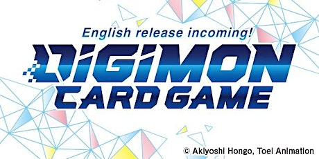 Digimon Card Game Premier TO Online Event [Oceania] tickets