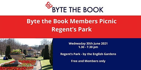 Byte the Book Members Picnic tickets