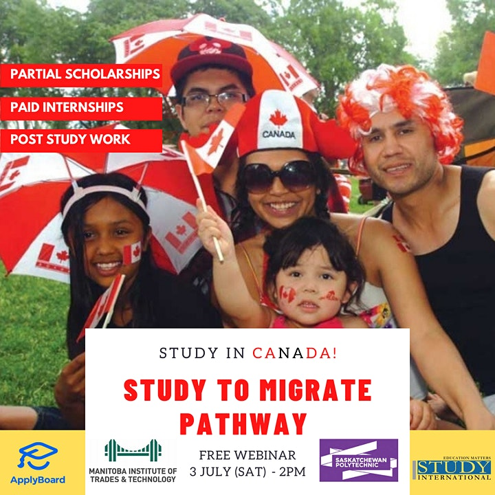 Study to Immigrate Pathway with MITT and Sask Polytech! image