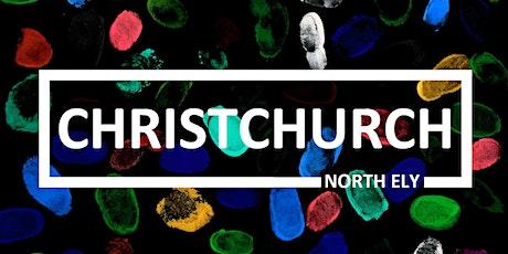 ChristChurch Sunday worship tickets