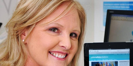 "Susan Mclean - Parent Session ""Growing up Online"" tickets"