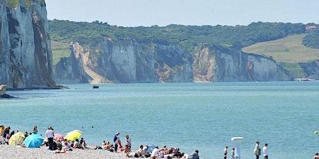 Découverte de Dieppe - Plage & Falaises - LONG DAY TRIP - 24 juillet billets